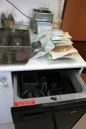 器具洗浄機